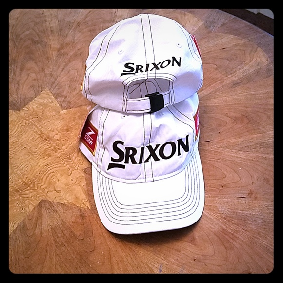 ff300daac0f NWT Srixon Golf Hat adjustable